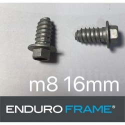 สกรูm8 16mm  ENDURO FRAME
