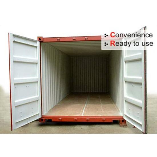 ตู้เก็บสินค้า - บริษัท ฟอร์ทเทรสมารีน จำกัด