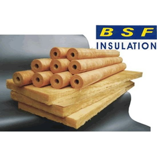 BSF Glass Insulation (Glass Wool) BSF Glass Insulation (Glass Wool)