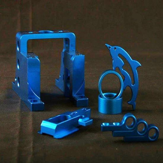 Blue Anodize Blue Anodize