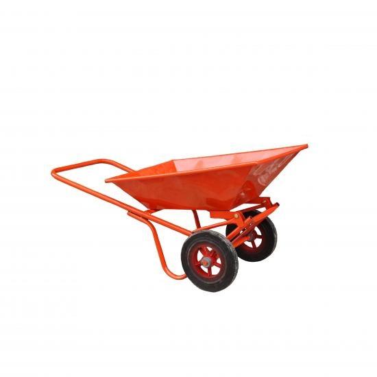 รถเข็นปูน รถเข็นปูนล้อเดี่ยวส้ม  รถเข็นปูนล้อคู่ส้ม  ล้อเดี่ยว