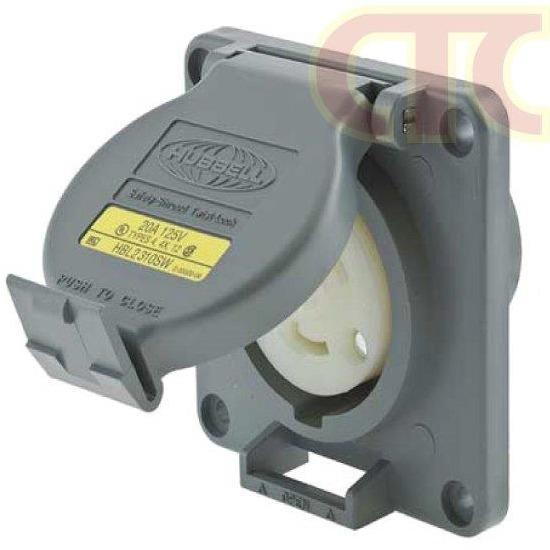 Plug Hubbell - ห้างหุ้นส่วนจำกัด คอมโพเนนท์ เทรด เซ็นเตอร์