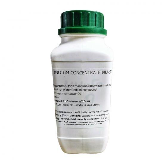 INDIUM CONCENTRATE NU-50 indium concentrate  indium concentrate nu-50