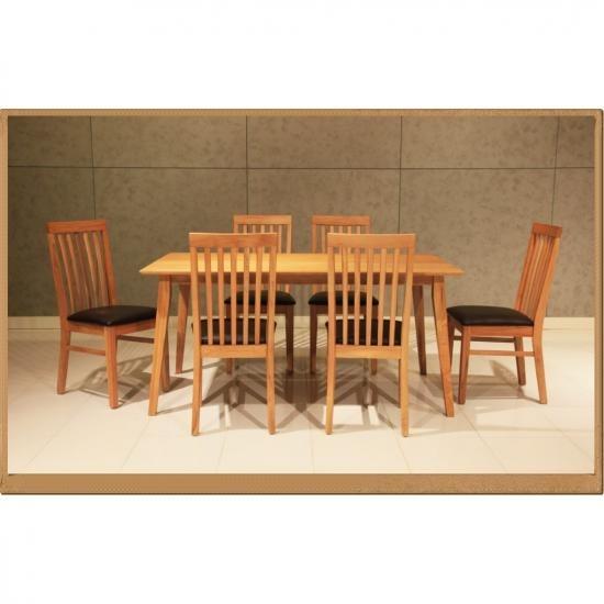 ขายชุุดโต๊ะอาหารไม้โอ๊ค 6 ที่นั่ง จันทบุรี ขายชุุดโต๊ะอาหารไม้โอ๊ค 6 ที่นั่ง จันทบุรี