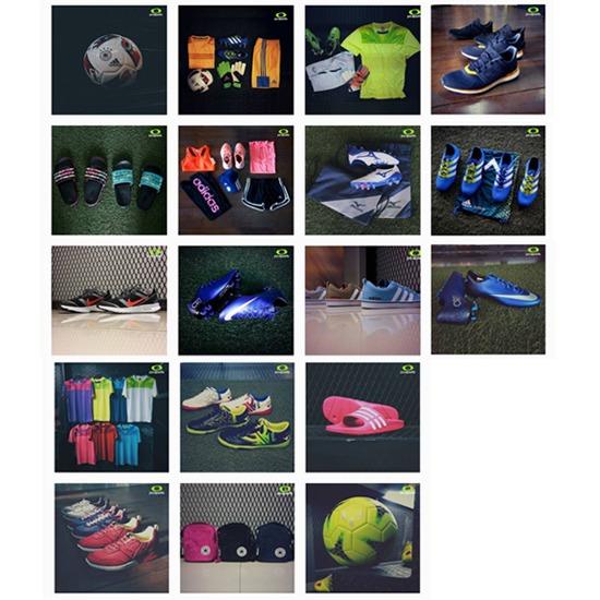 อุปกรณ์กีฬา รองเท้ากีฬา เสื้อผ้ากีฬา
