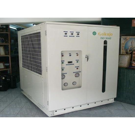 Air Cooled Chiller - บริษัท เอ็น โอ เอส อินเตอร์กรุ๊ป จำกัด - เครื่องทำความเย็น