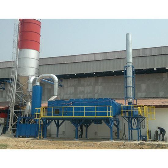 กำจัดมลพิษทางอากาศ ติดตั้งระบบขจัดมลพิษทางอากาศสำหรับโรงงาน