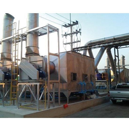 กำจัดมลพิษทางอากาศ - บริษัท 4 พี เทคโนโลยี่ จำกัด - กำจัดมลพิษทางอากาศ