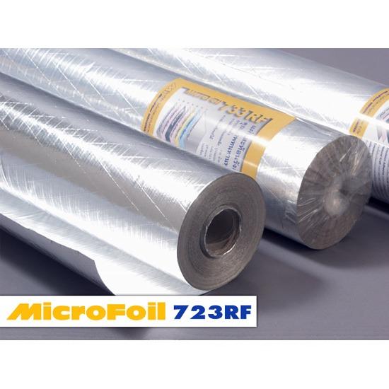 MicroFoil 723RF แผ่นสะท้อนความร้อนอลูมิเนียมฟอยล์ แผ่นใยแก้ว