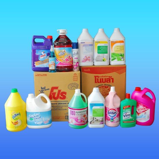 น้ำยาทำความสะอาด - บริษัท สหศรีรัตนสมบุญ จำกัด - น้ำยาทำความสะอาด