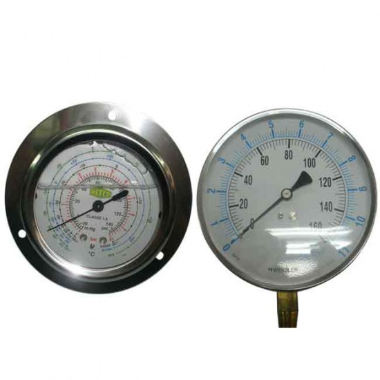 เกจ์วัดแรงดันน้ำ/น้ำมัน เกจน้ำ  เกจน้ำมัน  เกจวัดแรงดันน้ำ  เกจวัดแรงดันน้ำมัน  เกจ์วัดแรงดัน