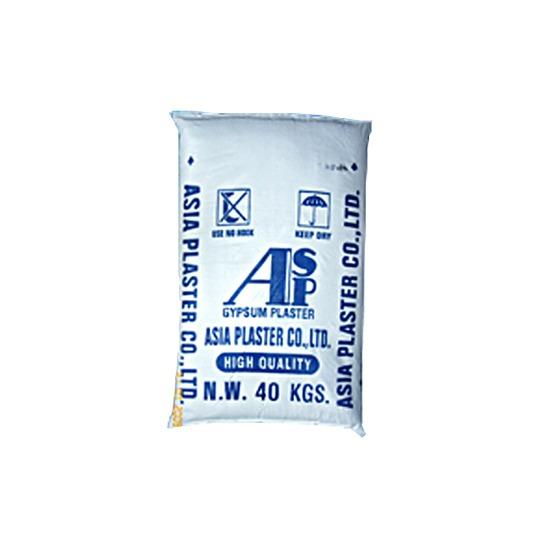 Gypsum Plaster - บริษัท เอเชียพลาสเตอร์ จำกัด -