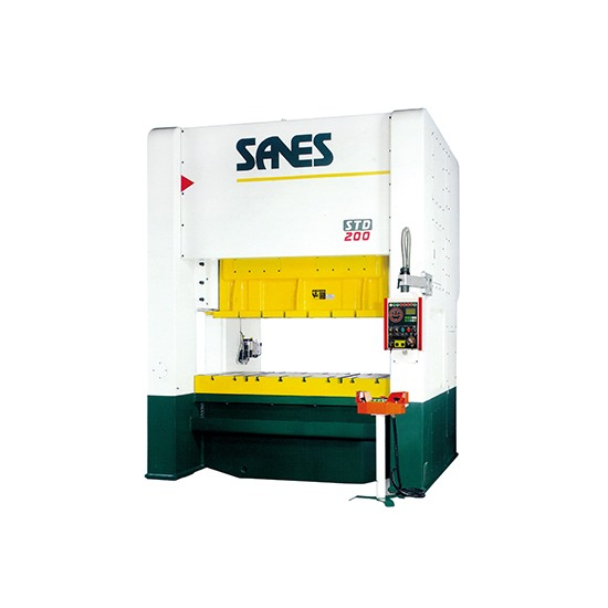 เครื่องปั้มโลหะ Machanical Press SK1-400 - บริษัท เอ็กเซล แมชีน เทค จำกัด - machanical press std-200 เครื่องจักรกล เครื่องมือกล เครื่องปั้มโลหะ machanical press
