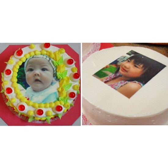 ปริ้นรูปลงหน้าเค้ก - บริษัท เอดี กราฟฟิก จำกัด - ปริ้นรูปตกแต่งหน้าเค้ก