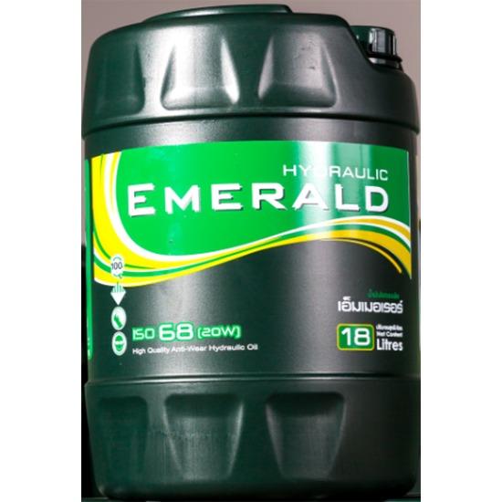 ผลิตภัณฑ์น้ำมันหล่อลื่นอุตสาหกรรม Emerald - บริษัท เกรท ดิสทริบิวเทอร์ จำกัด (มหาชน) - ผลิตภัณฑ์น้ำมันหล่อลื่นอุตสาหกรรม emerald
