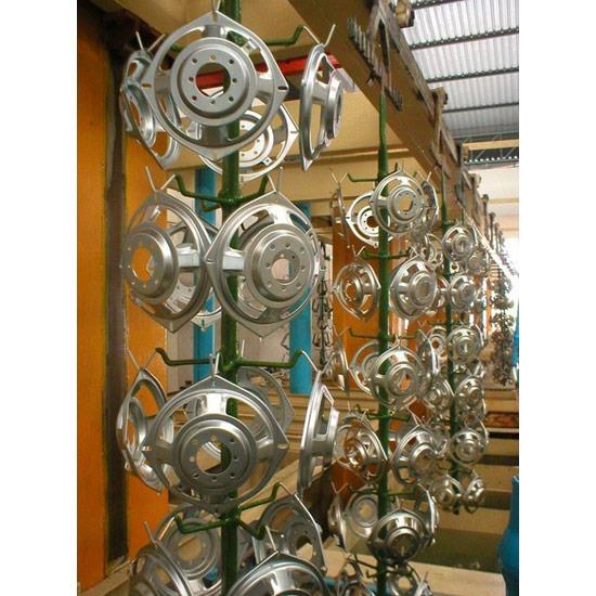 Trivalent White - บริษัท ส เจริญ เพลทติ้ง จำกัด - Zinc Electroplating