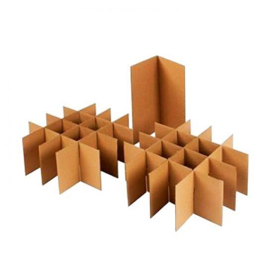 ไส้คั่นกล่องกระดาษลูกฟูก ไส้คั่นกล่องกระดาษลูกฟูก