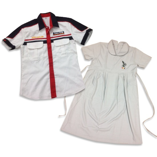 เสื้อผ้าสำเร็จรูป ชุดฟอร์ม  เครื่องแบบ  เสื้อโปโล  เสื้อกีฬา  เสื้อยืด