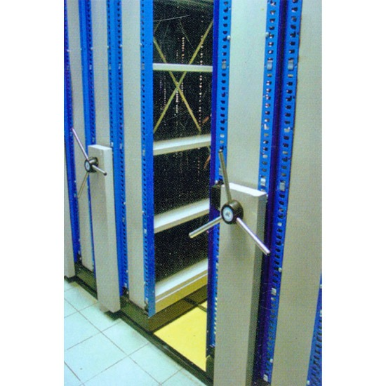 MICRO RACK MOBILE CABINET SAVING SYSTEM