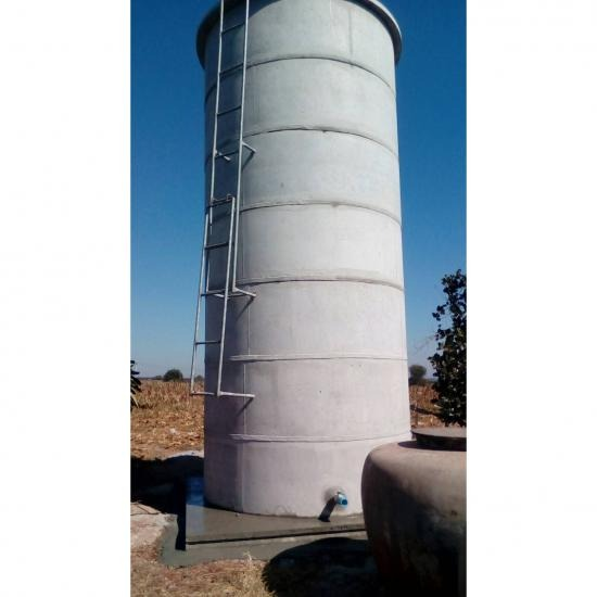 Manufacture of concrete water tanks
