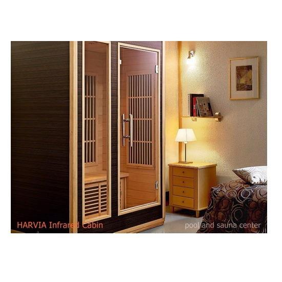 ห้องซาวน่าอินฟราเรด HARVIA  รุ่น SGC1210BR นำเข้าจากฟินแลนด์ - บริษัท โมชั่น กรุ๊ป จำกัด