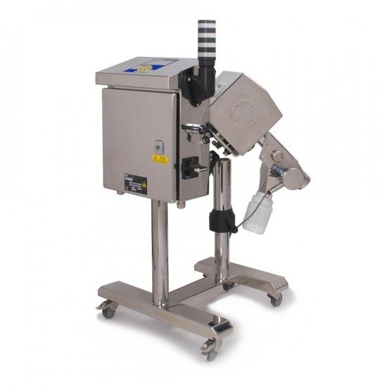 เครื่องตรวจจับโลหะปลอมปนสำหรับอุตสาหกรรมเวชภัณฑ์ รุ่น Insight Pharmaceutical Metal Detection System เครื่องจักรสำหรับอุตสาหกรรมเวชภัณฑ์  เครื่องตรวจจับโลหะอุตสาหกรรมยา  เครื่องตรวจจับโลหะในเม็ดยา  เครื่องตรวจจับโลหะปลอมปนสำหรับยาเม็ด  เครื่องตรวจจับโลหะปลอมปนชนิดยาแคปซูล  เครื่องตรวจจับโลหะปลอมปนผ่านกระบวนการตอกอัด  เครื่องตรวจจับโลหะปลอมปนผ่านกระบวนการขัดเม็ดยา