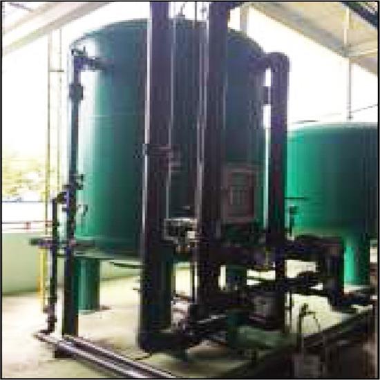 Sand & Carbon Tank - บริษัท ซิสเต็ม คอนโทรล เซอร์วิส จำกัด