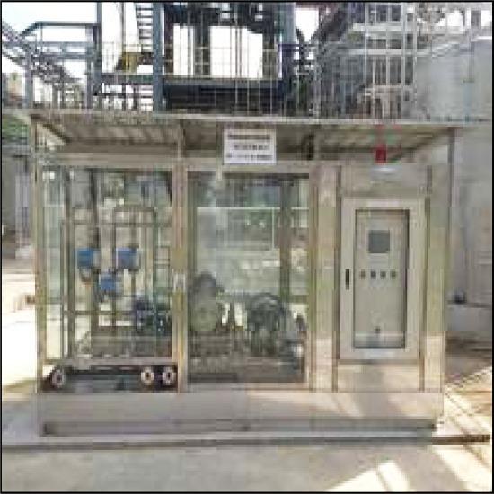 Hydrogen Peroxide RO System - บริษัท ซิสเต็ม คอนโทรล เซอร์วิส จำกัด