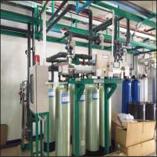 UDI Water System Cartridge Polisher - บริษัท ซิสเต็ม คอนโทรล เซอร์วิส จำกัด