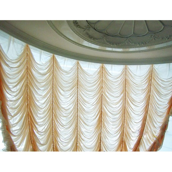 ม่านน้ำตก - มุ้งจีบ มุ้งม้วน เหล็กดัด เหล็กยืด - ผ้าม่าน curtain ม่านน้ำตก