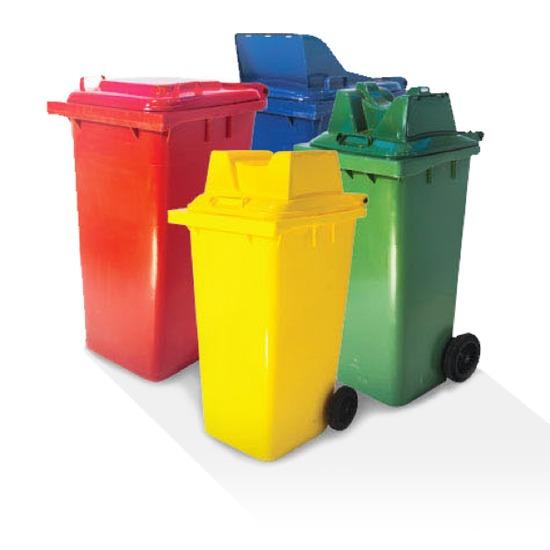 ถังขยะพลาสติก - บริษัท แพลตตินั่ม โปร พลาสติก จำกัด - ถังขยะ ถังขยะพลาสติก
