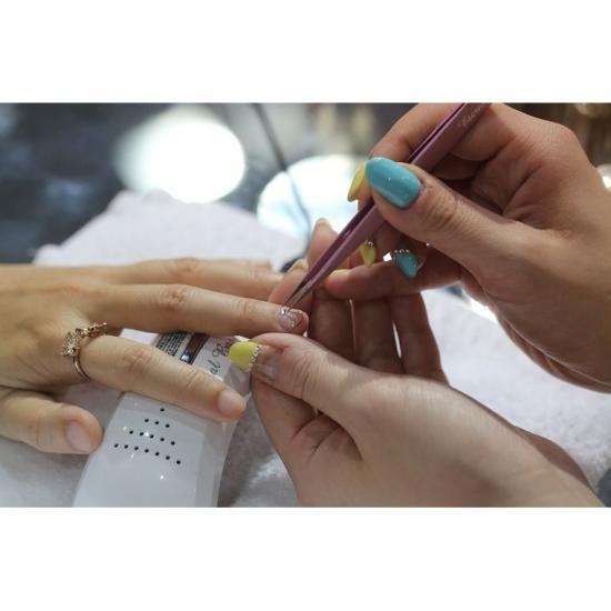 ผลิตภัณฑ์ตกแต่งเล็บ beauty ความงาม  spa  nail  nails  hair  demonstration  seminar  สวย  สปา  เล็บ