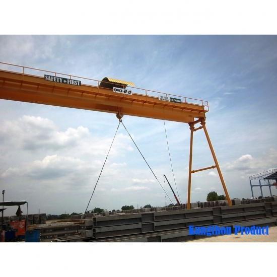 เครนสนาม ชลบุรี รับติดตั้งเครนสนาม (gantry crane)  รับติดตั้งเครนสนาม ชลบุรี