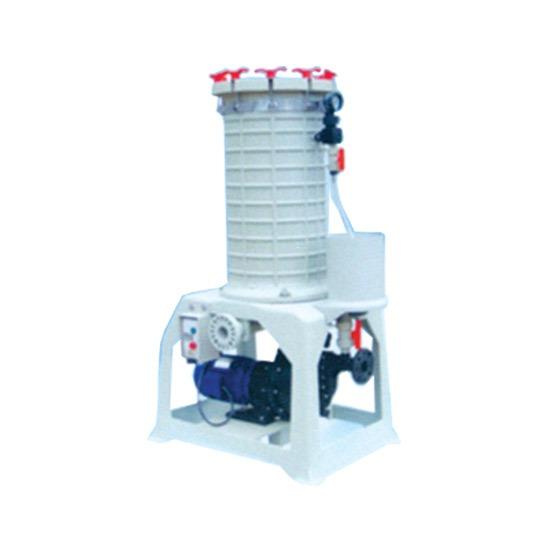 ตัวกรองกรดและด่าง Chemical Liquid Medicine Filter WFT-2012  vertical pump  root blower  diaphragm pump  magnetic drive pump  coaxial-priming acid & aikali resistant pump  filterplas