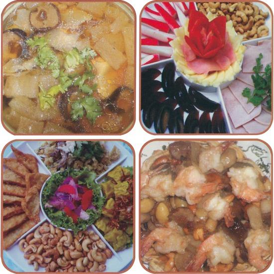 อาหาร - เดชโภชนา - โต๊ะจีนราคาถูก