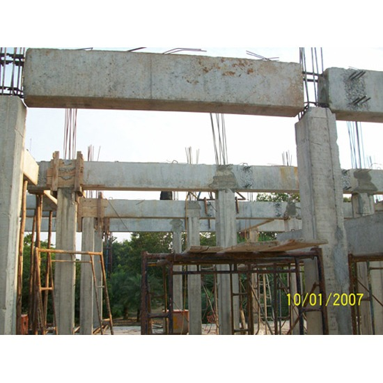 งานโครงสร้าง งานโครงสร้าง  รับเหมาก่อสร้าง  คอนกรีตสำเร็จรูป  ปูน  สระบุรี