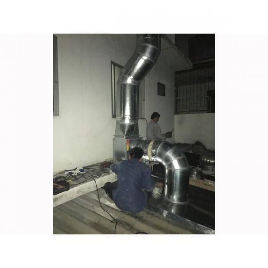 ติดตั้งท่อลมระบายอากาศ  ชลบุรี ติดตั้งท่อลมระบายอากาศ ชลบุรี  ระบบระบายอากาศโรงงาน  ท่อระบบอากาศภายในโรงงาน  ช่างต่อท่อดูดอากาศ  โรงงานอุตสาหกรรม
