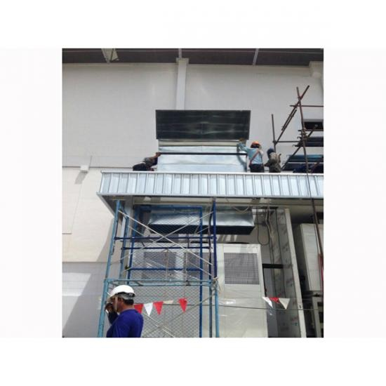 ติดตั้งระบายอากาศในโรงงาน ชลบุรี ติดตั้งระบายอากาศในโรงงาน ชลบุรี  เดินท่อดูดอากาศ  งานสแตนเลสดูดควัน  อุปกรณ์ระบายอากาศ  โรงงานอุตสาหกรรม  ชลบุรี