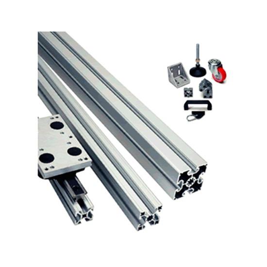 Aluminum Profile อุปกรณ์จัดเก็บสินค้า