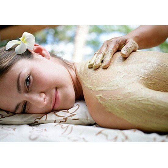 Body Scrub Massage Body Scrub Massage
