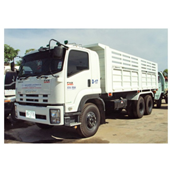 รถบรรทุก ( Drum Truck ) - รถเครนให้เช่า-สุขุมคอนสตรัคชั่น - รถบรรทุก ( Drum Truck )
