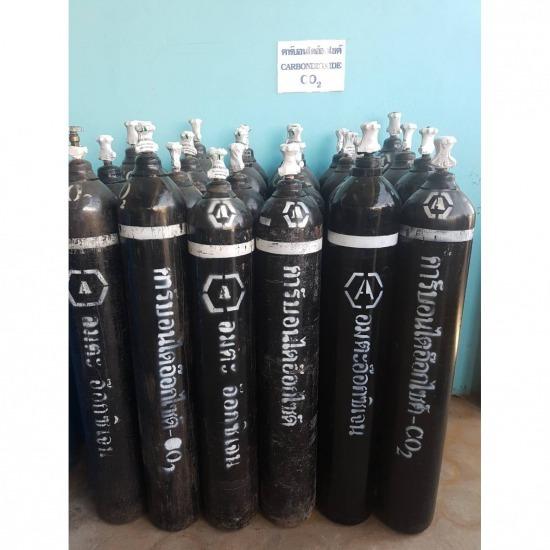 ถังก๊าซออกซิเจน - ห้างหุ้นส่วนจำกัด อมตะอ๊อกซิเจน