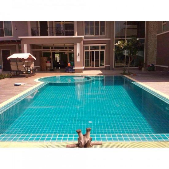 Swimming Pool : Free Form swimming pool  swimming pool : free form  สระว่ายน้ำ