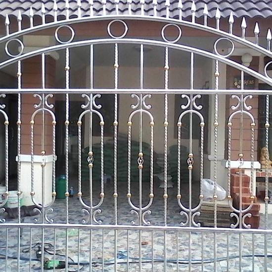 ประตูสแตนเลส - ทีเอ็นเอ็น สแตนเลส