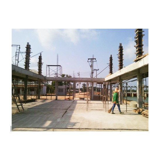รับสร้างอาคาร - บริษัท ยิ่งทรัพย์เจริญคอนสตรั๊คชั่น จำกัด
