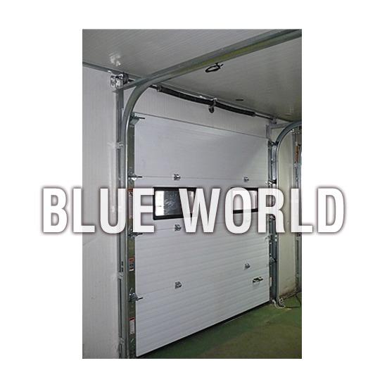 Overhead Door / ประตูช่องโหลดสินค้า - ม่านห้องเย็น บลูเวิลด์ - overhead door ประตูช่องโหลดสินค้า