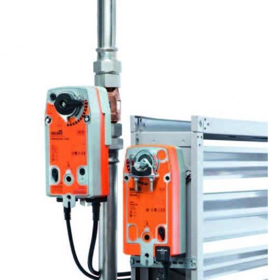 BELIMO Rotary Damper Actuator  damper actuator  lm24a  nm24a  sm24a  gm24a  lm24a-sr  nm24a-sr  sm24a-sr  gm24a-sr  air damper actuators  แดมเปอร์  หัวขับ  เบลิโม  actuator  lmu  lm  5 nm  10nm  20nm  belimo