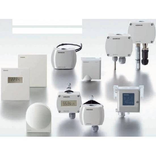 เซ็นเซอร์วัดอุณหภูมิ ความชื้น ยี่ห้อ ซีเมนต์ - บริษัท เอชแวคสแควร์ จำกัด - อุณหภูมิ ความชื้น ซีเมนต์ เครื่องมือวัด temperature humidity sensor transmitter 0-10 vdc 4-20 ma pt1000