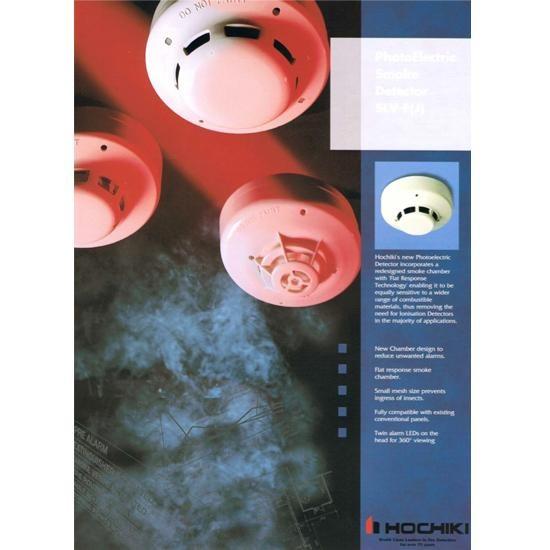 ไฟอลาม HOCHIK - หัวล่อฟ้า-ระบบแจ้งเหตุเพลิงไหม้ บีเอพี - ระบบเตือนภัย