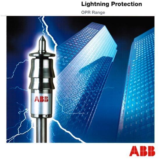 หัวล่อฟ้า ABB lightning